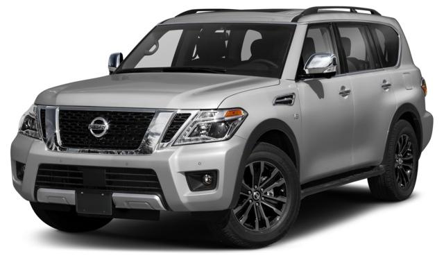 2017 Nissan Armada Okemos, MI JN8AY2NC5H9508553