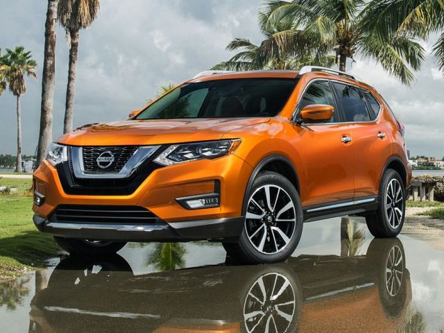 2017 Nissan Rogue Peru, IL JN8AT2MT8HW401157