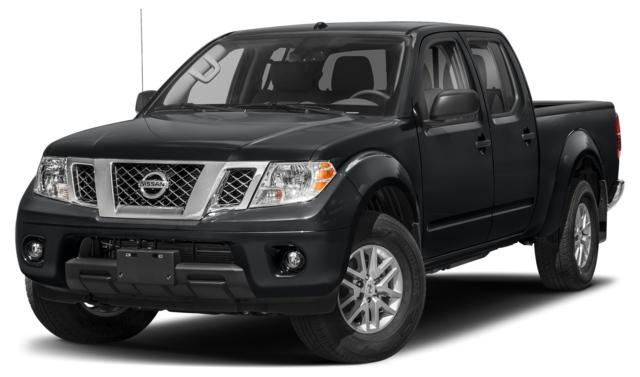 2017 Nissan Frontier Somerset 1N6DD0EV8HN731507
