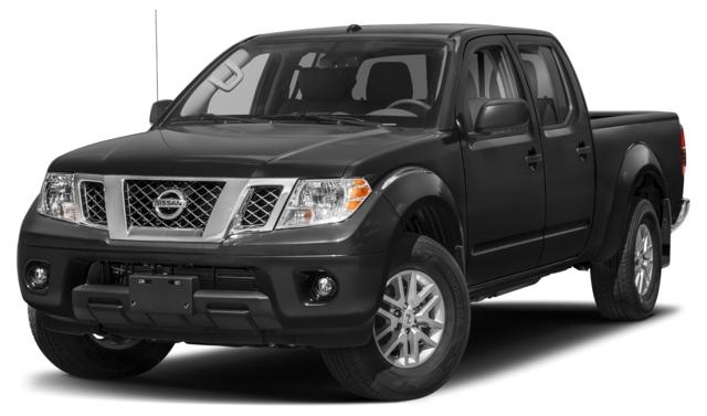 2017 Nissan Frontier Pikeville, KY 1N6AD0EV0HN728555