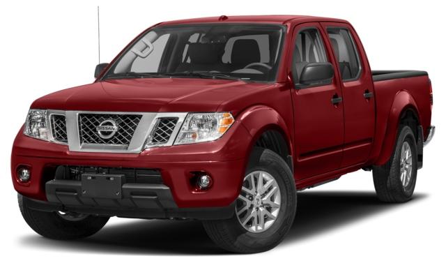 2017 Nissan Frontier Columbia, KY 1N6DD0EV4HN758915