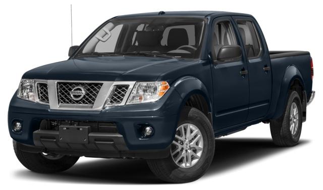2017 Nissan Frontier Montrose, CO 1N6AD0EV6HN739009