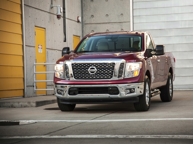 2017 Nissan Titan The Dalles, OR 1N6AA1R8XHN539494