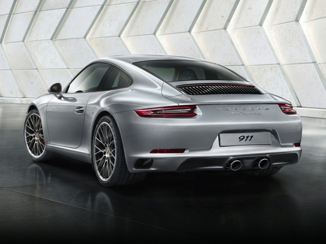 2017 Porsche 911 Dayton WP0AB2A90HS122302