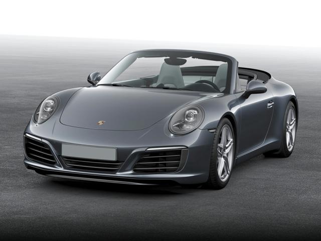 2017 Porsche 911  WP0CA2A95HS141102