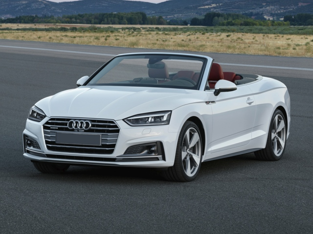 2018 Audi A5 Iowa City, IA WAU2NGF57JN001878