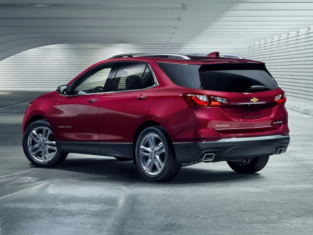 2018 Chevrolet Equinox Carrington, ND 2GNAXSEV5J6126323