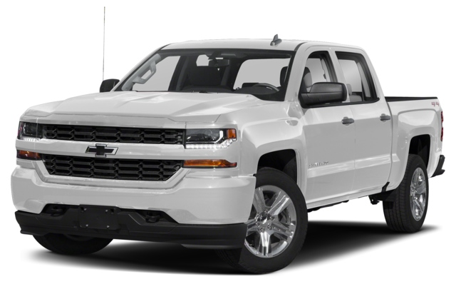 2018 Chevrolet Silverado 1500 Arlington, MA 3GCUKPEC8JG243592
