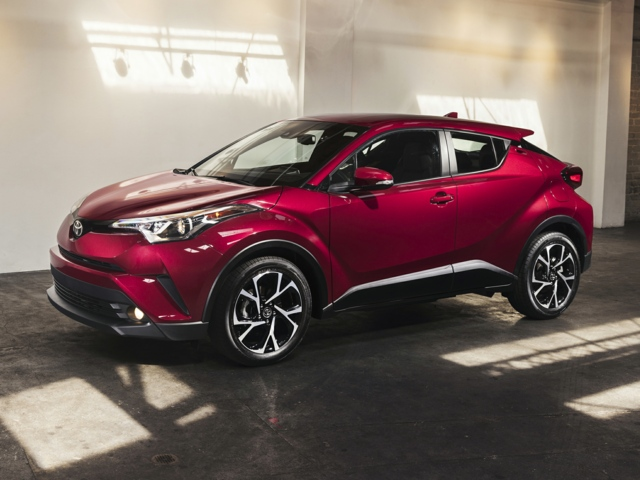 2018 Toyota C-HR Fort Dodge, IA NMTKHMBX1JR003067