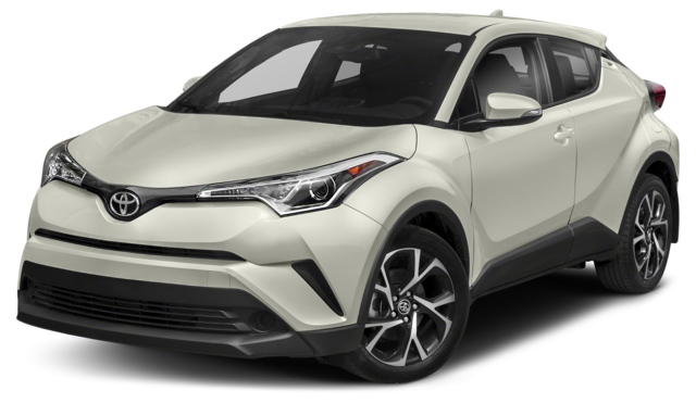 2018 Toyota C-HR Fort Dodge, IA NMTKHMBX8JR015801