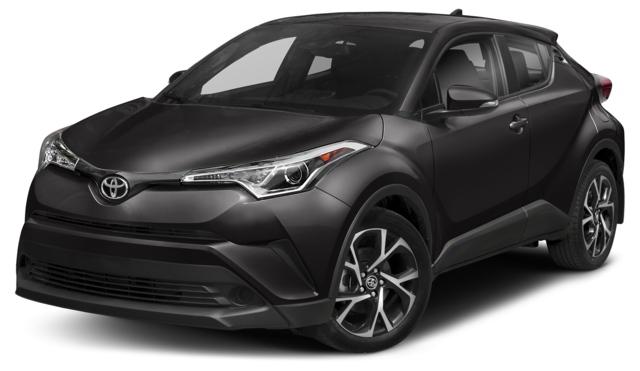 2018 Toyota C-HR Fort Dodge, IA NMTKHMBX6JR011889