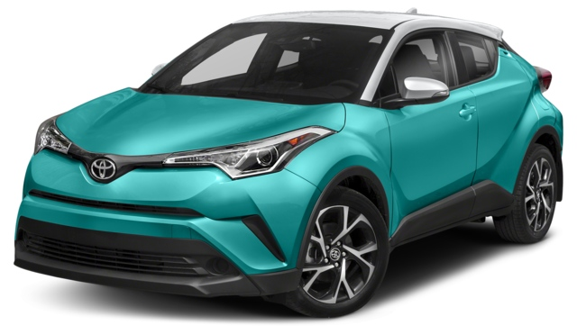 2018 Toyota C-HR Fort Dodge, IA NMTKHMBX5JR008661