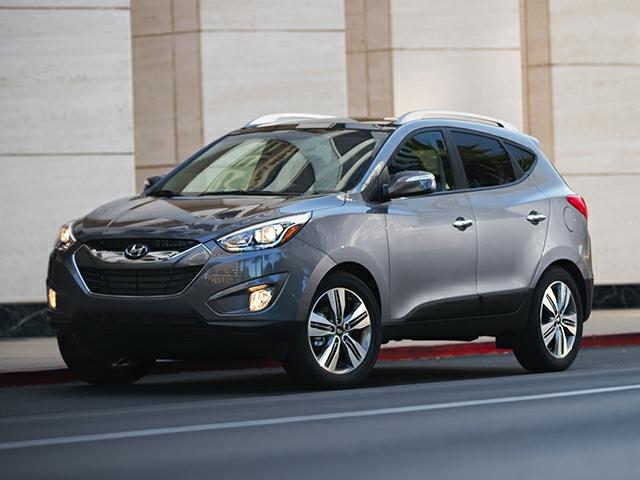 2014 Hyundai Tucson Lee's Summit, MO KM8JUCAG5EU935726