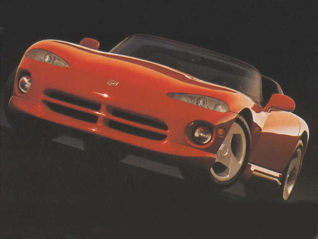 1992 Dodge Viper Decatur 1B3BR65E5NV100158