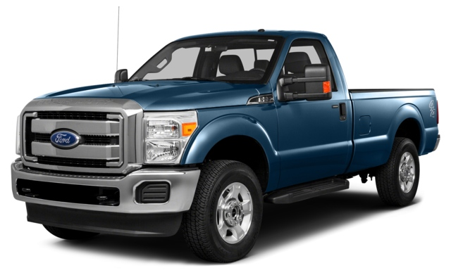 2016 Ford F-250 Dover, OH  1FTBF2B69GEC50077