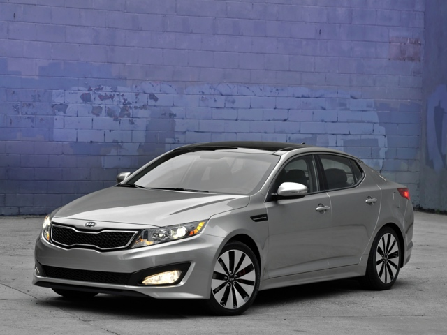 2013 Kia Optima Lee's Summit, MO 5XXGN4A74DG220314