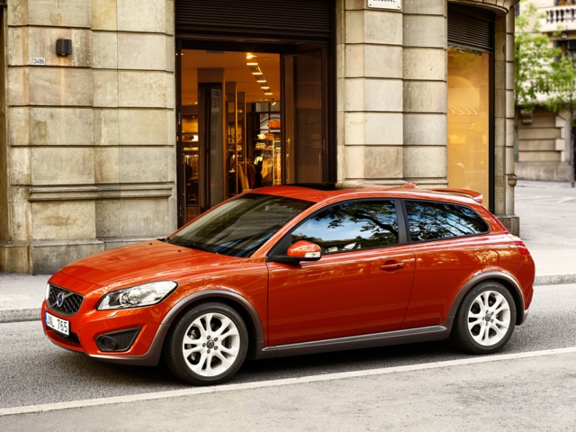 2013 Volvo C30 Lee's Summit, MO YV1672MK4D2304501