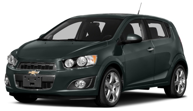 2016 Chevrolet Sonic Mitchell, SD 1G1JC6SH0G4150610