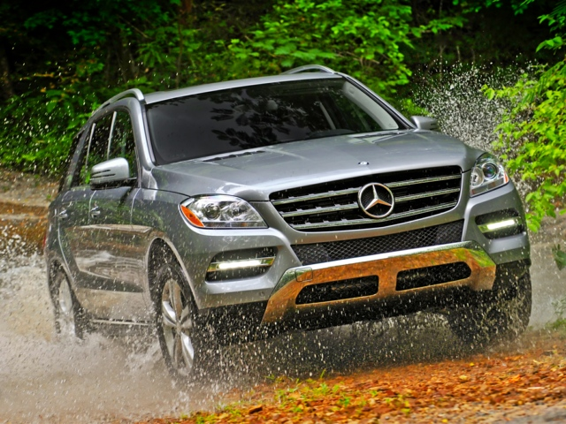 2015 Mercedes-Benz ML350 Lee's Summit, MO 4JGDA5HB0FA449372