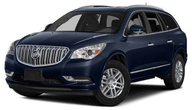 2017 Buick Enclave Anderson, IN 5GAKRBKD4HJ217651