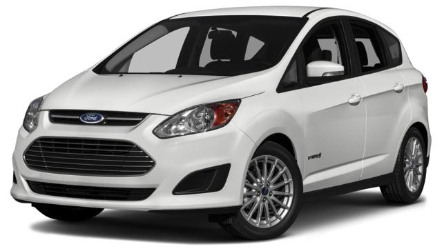 2016 Ford C-Max Hybrid Los Angeles, CA 1FADP5BU9GL119383