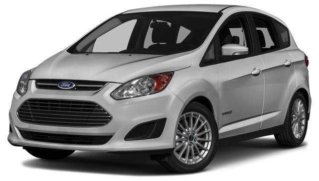 2016 Ford C-Max Hybrid Los Angeles, CA 1FADP5BU9GL107430