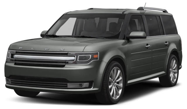 2016 Ford Flex Easton, MA 2FMGK5B89GBA21328