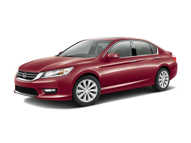 2014 Honda Accord Lee's Summit, MO 1HGCR3F84EA005805