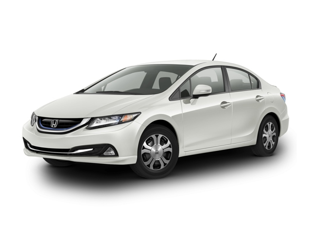 2014 Honda Civic Hybrid Lee's Summit, MO 19XFB4F24EE001364
