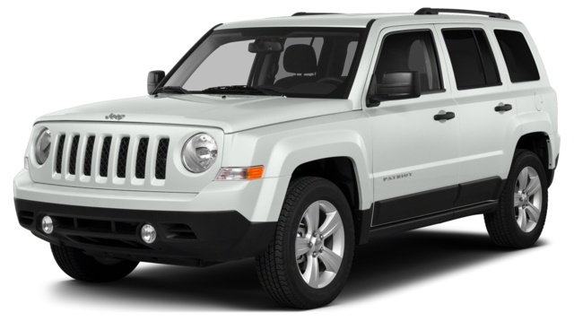 2017 Jeep Patriot San Antonio, TX 1C4NJPBA9HD117940