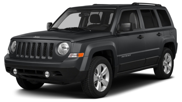 2016 Jeep Patriot San Antonio, TX 1C4NJPBB2GD748665