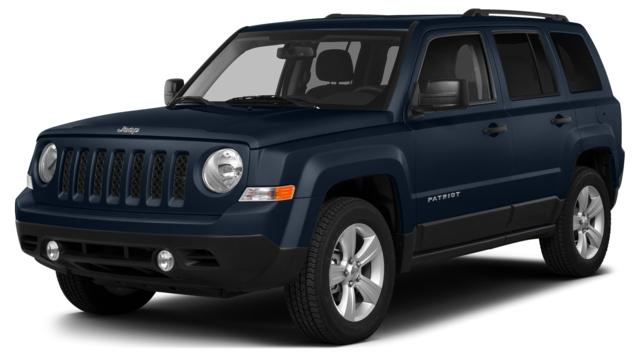 2017 Jeep Patriot San Antonio, TX 1C4NJPBB5HD117569
