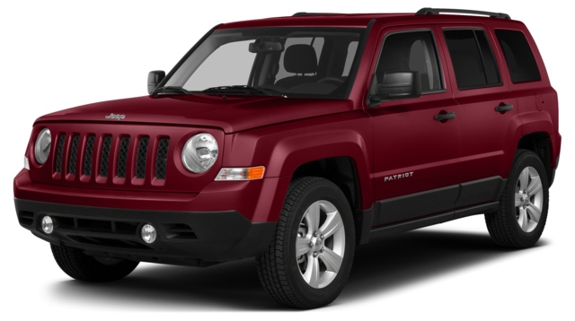 2017 Jeep Patriot San Antonio, TX 1C4NJPBB3HD103430