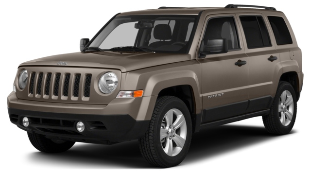 2017 Jeep Patriot San Antonio, TX 1C4NJPBB7HD103432