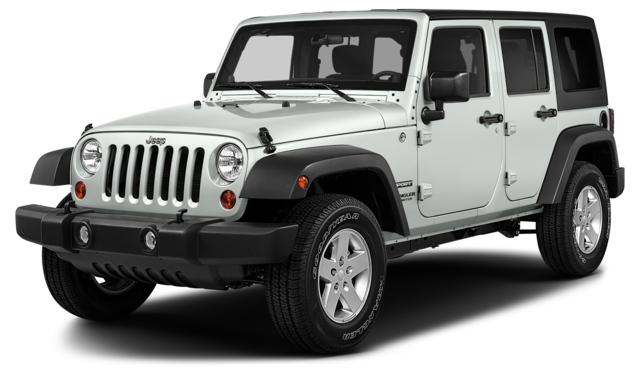 2017 Jeep Wrangler Unlimited Dover, OH 1C4BJWDG1HL633469