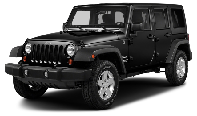 2017 Jeep Wrangler Unlimited  1C4BJWDG4HL633062