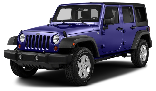 2017 Jeep Wrangler Unlimited Seymour, IN 1C4BJWDG0HL673090