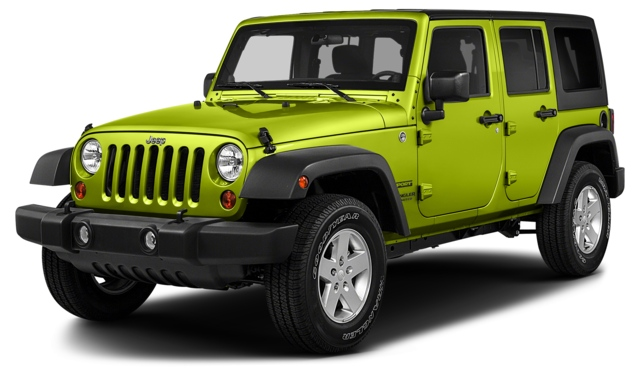 2017 Jeep Wrangler Unlimited Seymour, IN 1C4BJWDGXHL654577