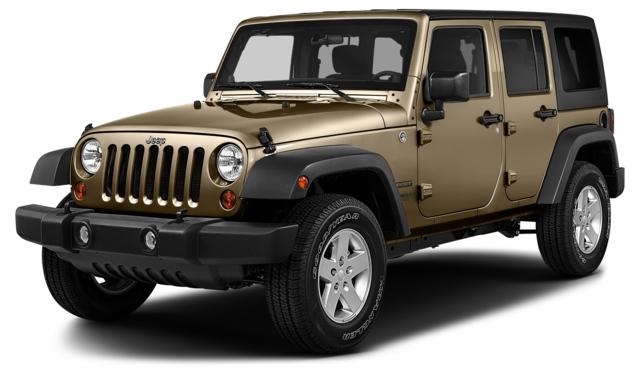 2017 Jeep Wrangler Unlimited Columbus, IN 1C4BJWDGXHL721193