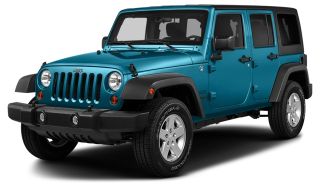2017 Jeep Wrangler Unlimited Gainesville, TX 1C4BJWDG5HL601446