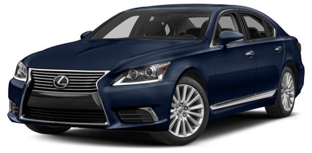 2017 Lexus LS 460 Pembroke Pines, FL JTHBL5EFXH5145280