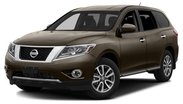 2016 Nissan Pathfinder San Antonio, TX, 5N1AR2MN5GC651317