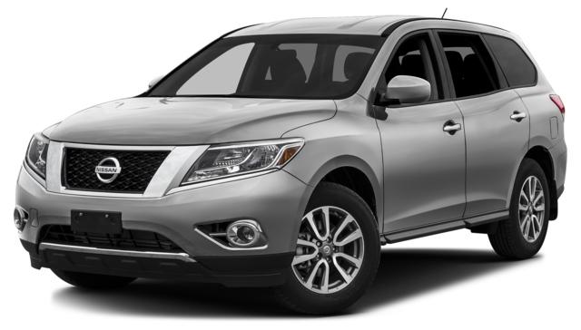 2016 Nissan Pathfinder Milwaukee, WI 5N1AR2MM1GC600145