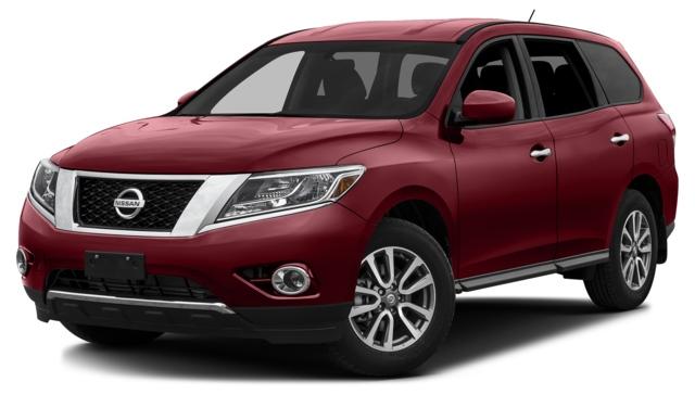 2016 Nissan Pathfinder San Antonio, TX, 5N1AR2MN5GC626790