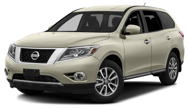 2015 Nissan Pathfinder San Antonio, TX, 5N1AR2MN8FC705224