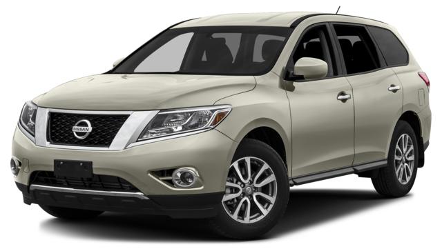 2016 Nissan Pathfinder San Antonio, TX, 5N1AR2MN1GC651640