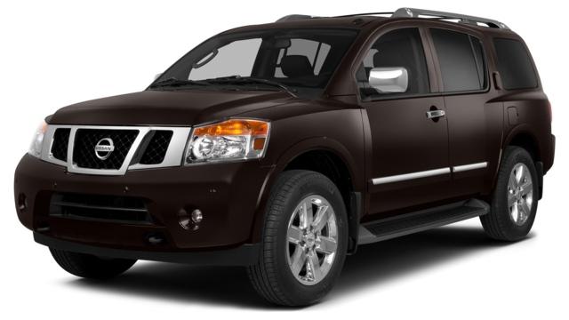 2015 Nissan Armada Milwaukee, WI 5N1BA0NE5FN623549