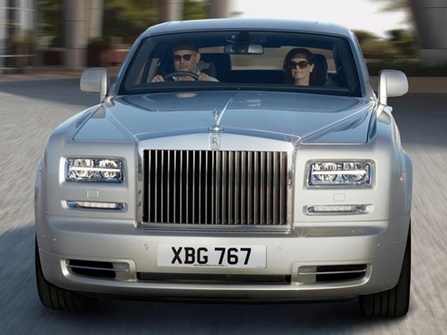 2016 Rolls-Royce Phantom San Jose, CA SCA681L57GUX96207