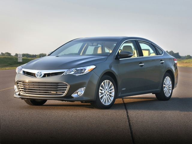 2014 Toyota Avalon Hybrid Lee's Summit, MO 4T1BD1EB6EU026496
