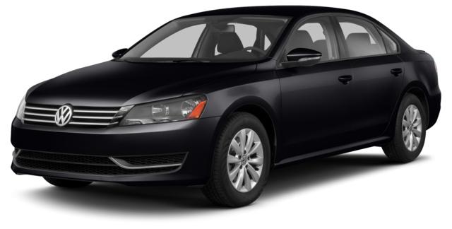2013 Volkswagen Passat Laredo, TX 1VWBH7A33DC148504